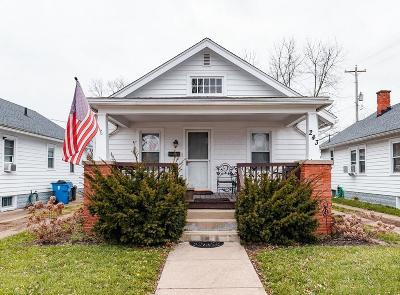 Chillicothe OH Single Family Home For Sale: $74,900