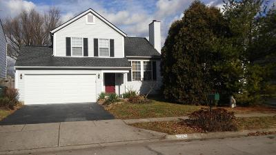 Franklin County, Delaware County, Fairfield County, Hocking County, Licking County, Madison County, Morrow County, Perry County, Pickaway County, Union County Single Family Home For Sale: 3480 Whisper Creek Drive