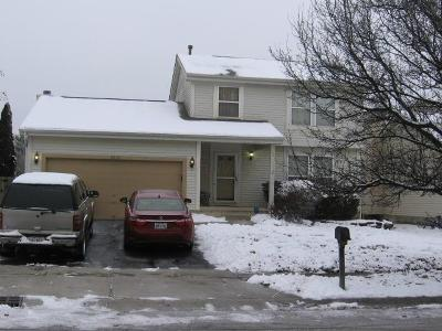 Pickerington OH Single Family Home For Sale: $177,000