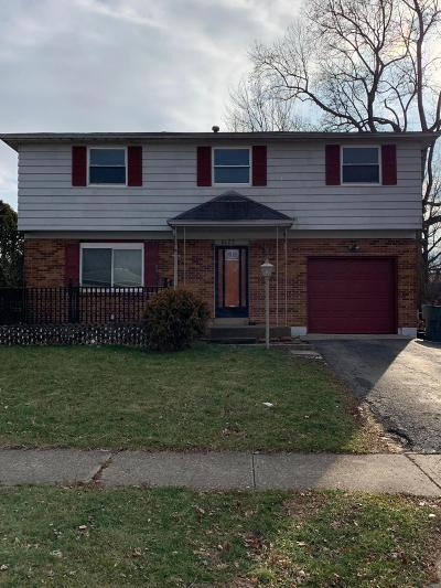 Columbus OH Single Family Home For Sale: $149,999