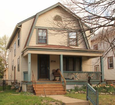 Clintonville Single Family Home For Sale: 214 Olentangy Street