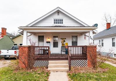 Chillicothe Single Family Home For Sale: 245 North Street