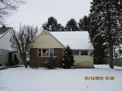 Columbus Single Family Home For Sale: 3579 Seabrook Avenue
