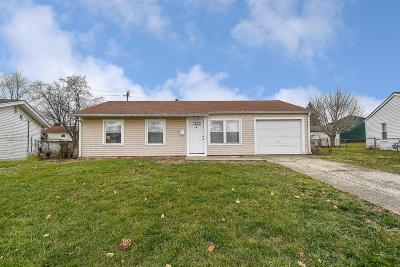 Columbus Single Family Home For Sale: 4909 Meadowbrook Drive