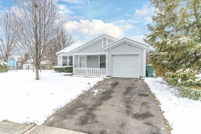 Powell Single Family Home For Sale: 8639 Sill Court