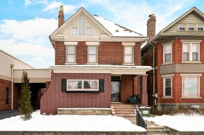 Single Family Home For Sale: 1358 S High Street