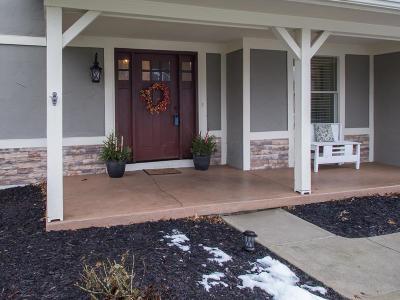 Single Family Home For Sale: 818 Riva Ridge Boulevard