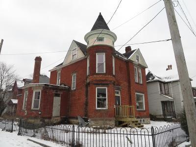 Columbus Single Family Home For Sale: 218 Wilson Avenue