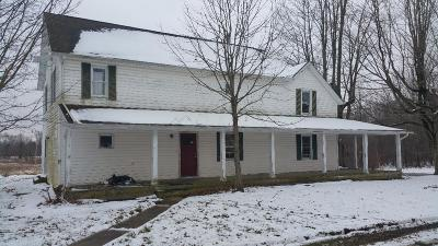 Marengo Single Family Home For Sale: 7 Township Road 209