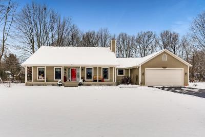 Single Family Home For Sale: 905 N Stygler Road