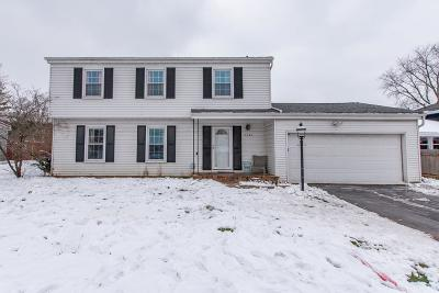 Single Family Home For Sale: 1461 Demorest Road
