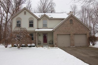 Westerville OH Single Family Home For Sale: $267,900