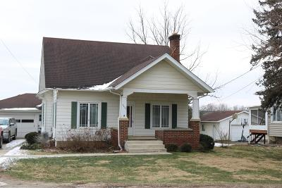 Alexandria Single Family Home For Sale: 2335 Johnstown-Alexandria Road