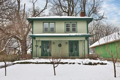 Single Family Home For Sale: 391 E Beaumont Road