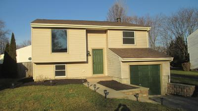 Westerville OH Single Family Home For Sale: $189,900