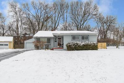 Single Family Home For Sale: 2930 Kingsbury Court