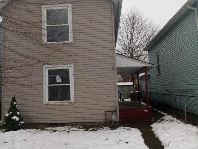 Newark Single Family Home For Sale: 340 Washington Street