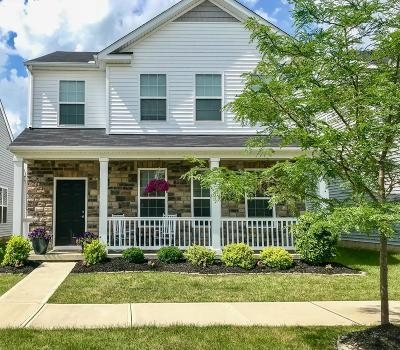 Single Family Home For Sale: 5838 Marble Creek Street