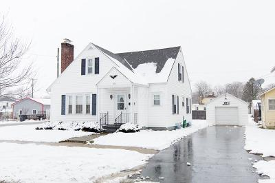 Mount Vernon OH Single Family Home For Sale: $78,500