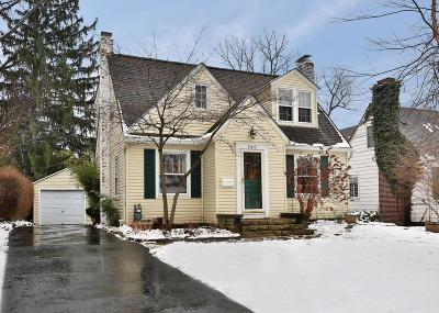 Single Family Home For Sale: 249 W Schreyer Place