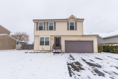Hilliard Single Family Home For Sale: 2937 Carlsbad Drive
