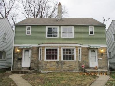Columbus Multi Family Home For Auction: 1194-1196 Lilley Avenue