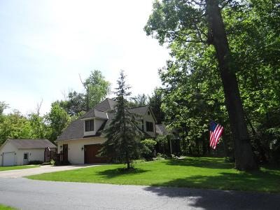 Reynoldsburg Single Family Home For Sale: 8035 Palmer Road SW