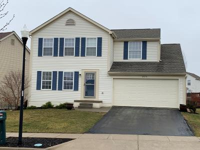 Columbus Single Family Home For Sale: 9271 Windy Creek Drive