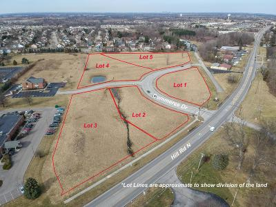 Pickerington Residential Lots & Land For Sale: Commerce Drive, Lot 4
