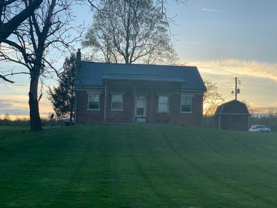 Circleville Single Family Home For Sale: 26429 Kime Holderman Road