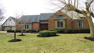 West Jefferson Single Family Home For Sale: 4425 Goodson Road