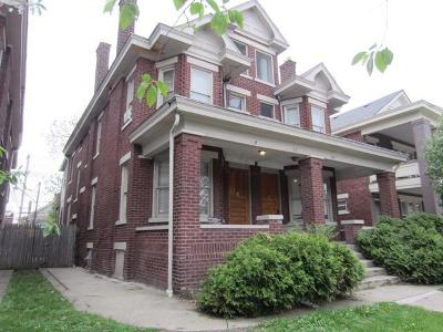 Columbus Multi Family Home For Sale: 329 Chittenden Avenue