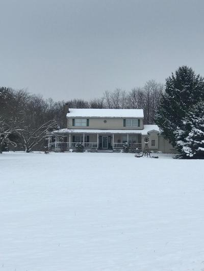 Circleville OH Single Family Home For Sale: $289,900