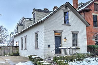 Columbus OH Single Family Home For Sale: $395,000