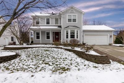 Westerville OH Single Family Home For Sale: $299,999