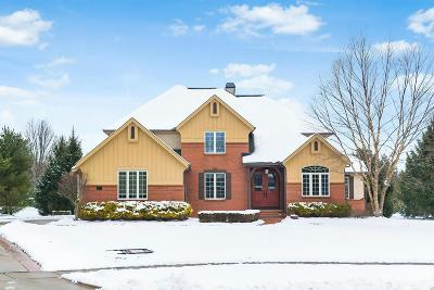 Granville OH Single Family Home For Sale: $679,000