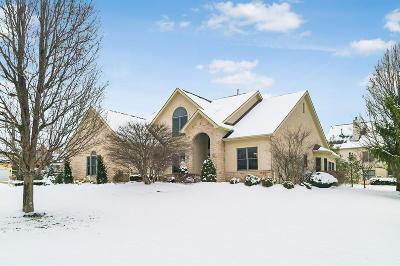 Westerville Single Family Home For Sale: 5866 Highland Hills Drive
