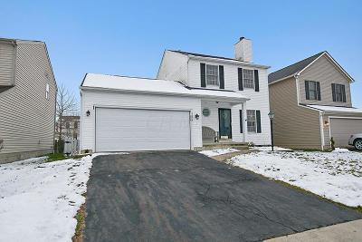 Single Family Home For Sale: 7838 Worley Drive