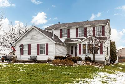 Ashville Single Family Home For Sale: 3774 State Route 752