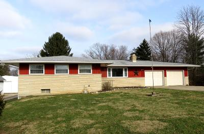 Lithopolis Single Family Home For Sale: 380 W Columbus Street