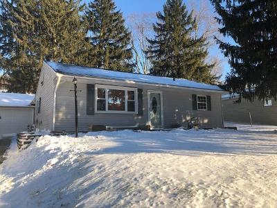 Chillicothe Single Family Home For Sale: 13 Sharon Road