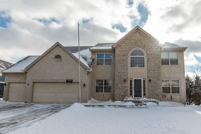 Westerville Single Family Home For Sale: 7075 Cypress Drive