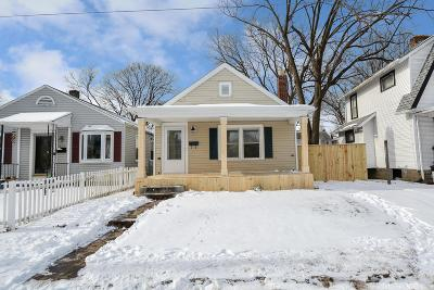 Columbus Single Family Home For Sale: 927 Seymour Avenue