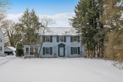 Columbus Single Family Home Sold: 89 Riverview Park Drive