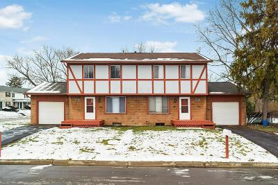 Columbus OH Multi Family Home For Sale: $219,900