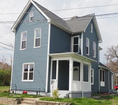 Columbus OH Single Family Home For Sale: $225,000
