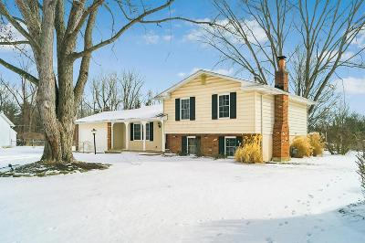 Columbus OH Single Family Home For Sale: $262,900