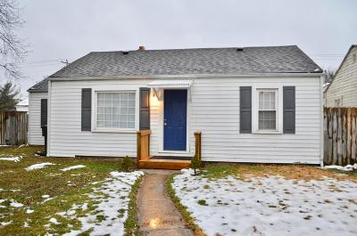Columbus OH Single Family Home For Sale: $135,900