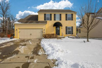 Columbus OH Single Family Home For Sale: $239,000