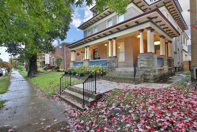 Columbus Single Family Home For Sale: 1063 Bryden Road